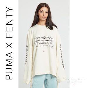 Puma Fenty Bad Example Long Sleeve Tee
